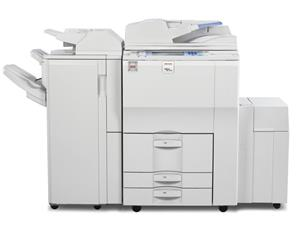 Ricoh MP5500 Copier Machine